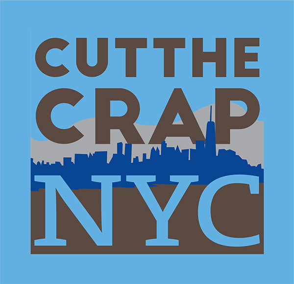 Cut the Crap NYC - A clean water microsite for the city